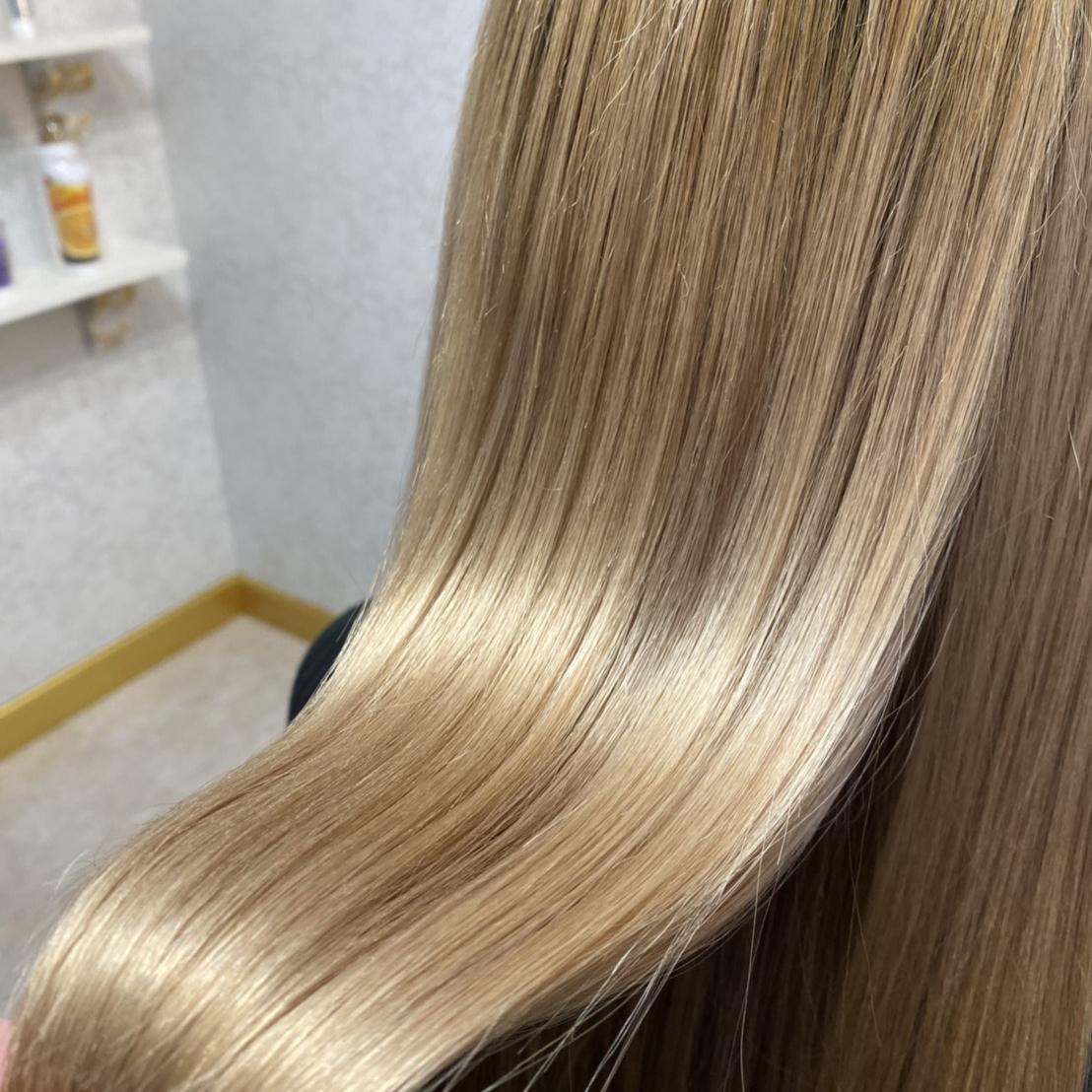 髪質改善 神戸