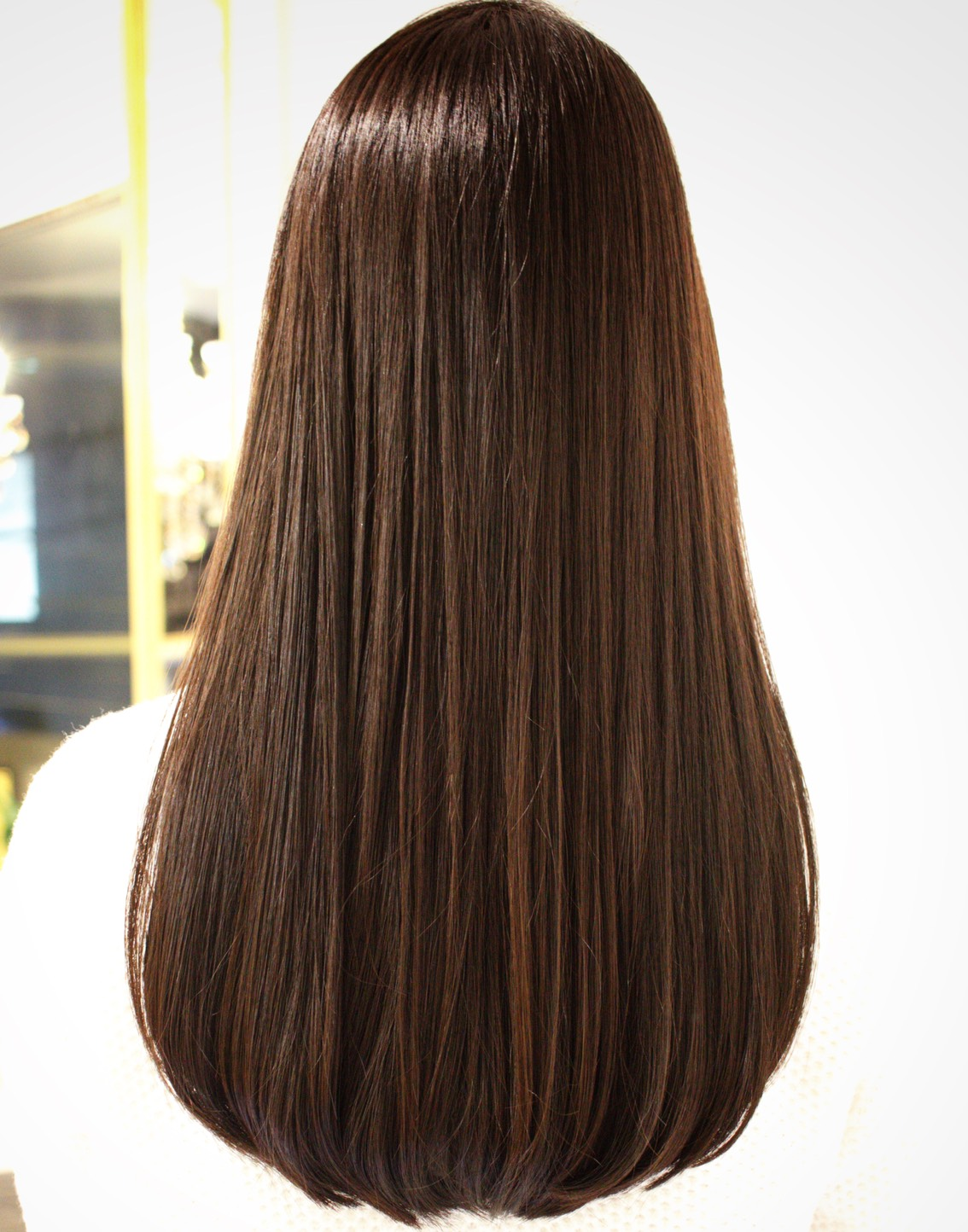 髪の毛 水分補給