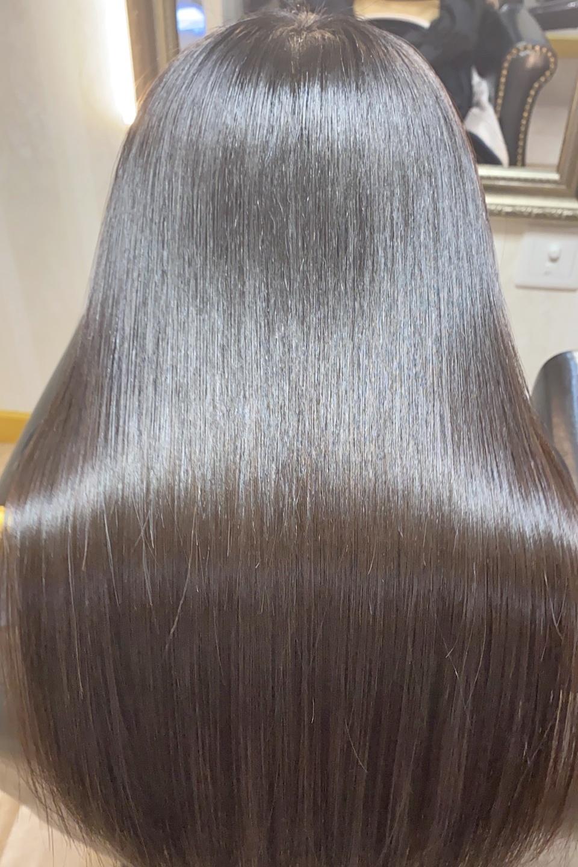 摂津本山の髪質改善サロン
